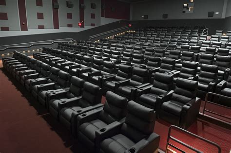 theatre with reclining seats theater with reclining seats south charlotte movie