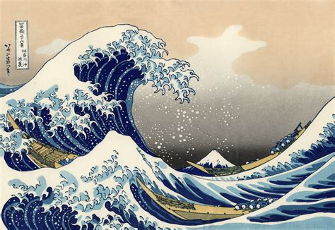 great wave  kanagawa hd wallpapers backgrounds