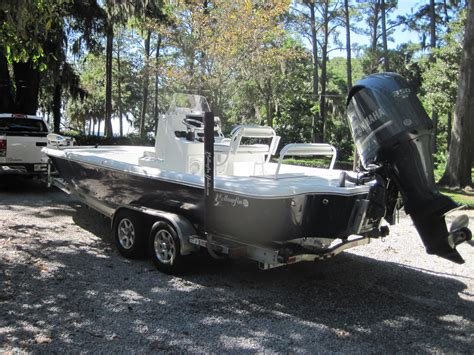 yellowfin boats for sale 24 2007 24 yellowfin w f350 reduced the hull truth