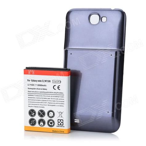 Samsung Battery Packing For Samsung Galaxy Note 2 Original cheap rechargeable 6500mah external battery pack for