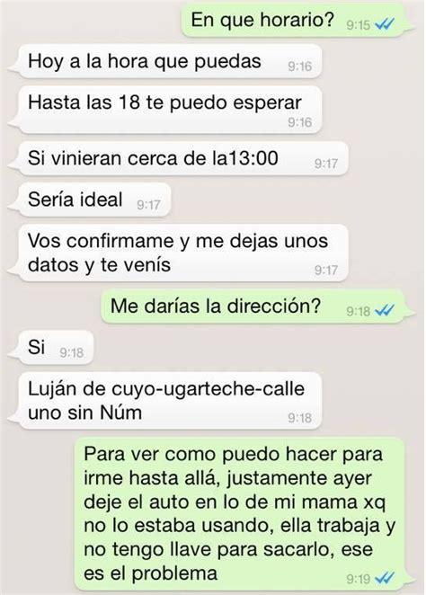 chat a caso el chat que expone un caso de trata de personas en mendoza