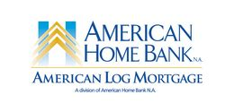 American Home Mortgage by American Log Mortgage Announces Innovative Spec And Model