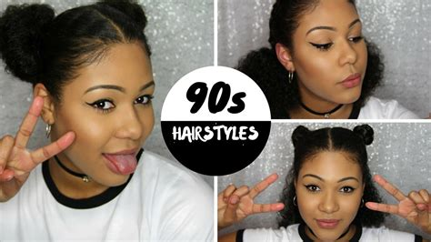 90s Black Hairstyles by 90s Inspired Hairstyles For Curly Hair J