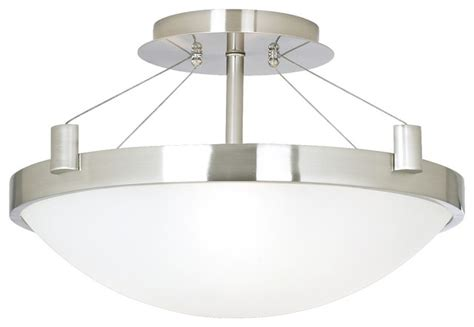 contemporary suspension 17 1 4 quot wide ceiling light fixture