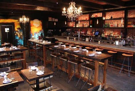 anejo tequileria  restaurante drink thrillist  york