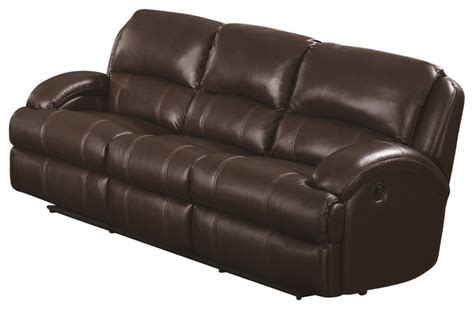 capri leather sofa capri brown leather air recliner sofa sofas by myco