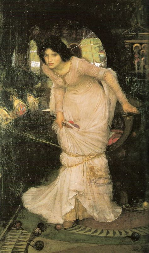 by john william waterhouse john william waterhouse byron s muse
