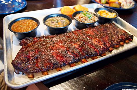 What Is A Rack Of Ribs by The 15 Most Unhealthy Meals From U S Chain Restaurants