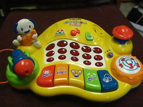Vtech Sing And Discover Piano 6m Mainan Vtech T3010 2 free vtech sing discover piano baby toys listia auctions for free stuff