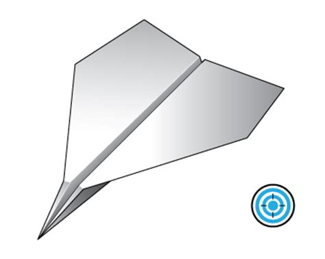 A Paper Airplane For Distance - paper airplanes next cc