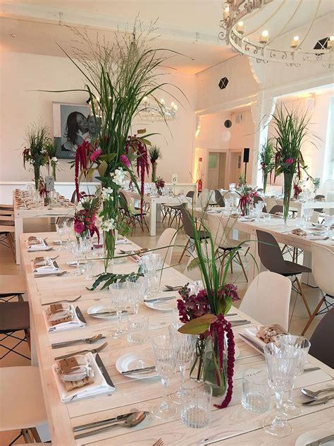 Tischdekoration Hochzeit by Hochzeit Tischdekorationen Brautstrau 223 Blumen Und