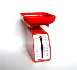 vintage small soehnle kitchen scale germany by spacejam
