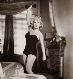 Vintage secrets 1930s hollywood diets and fitness mae west