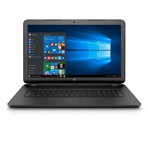Ram Laptop 8gb hp 17 p100na 17 3 inch laptop windows 10 os 1tb hdd 8gb