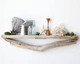 Find other creative ways to mount your driftwood plank made by ocean