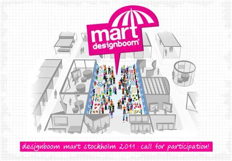 designboom mart designboom mart stockholm 2011 call for participation