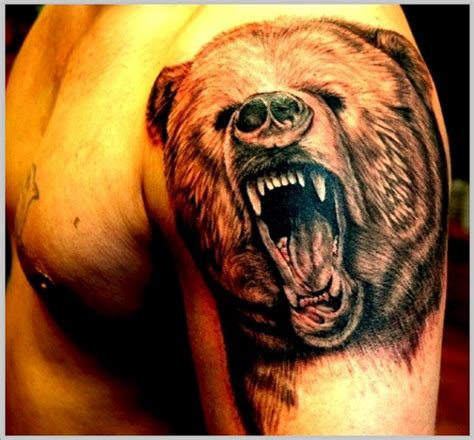 bear tattoo designs for men best designs best 2015 designs and