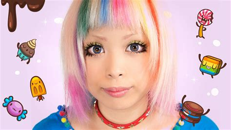 japan bid japanese big eye makeup tutorial like