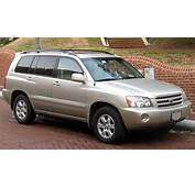 Toyota Highlander 2000 Review Amazing Pictures And
