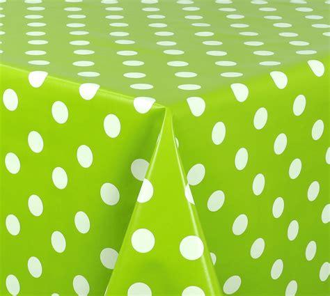 tischdecke meterware abwaschbar wachstuch tischdecke abwaschbar meterware glatt punkte