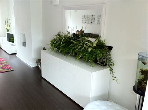 woolly pockets indoor wall planters in a uk white home