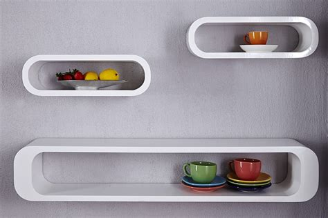 Cool Wall Shelves by Etagere Design Murale Chaios Com