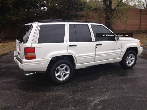 1998 jeep grand 5 9 limited sport utility 4