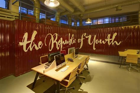 inspiration youth republic office interior design by youth republic office interiors in istanbul by kontra