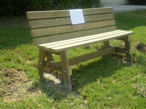 wooden benches ideas  pinterest wood bench
