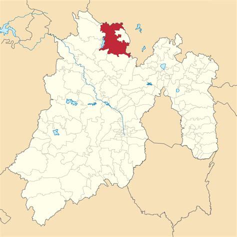 www refrendo estado de mexico file mexico estado de mexico jilotepec map svg wikimedia