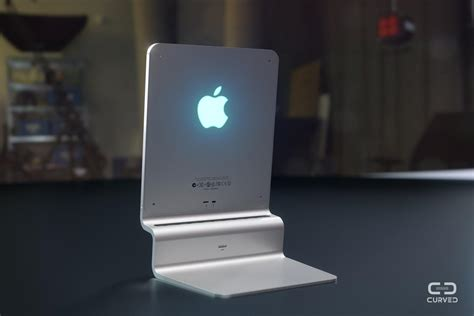 Mac Original original macintosh imac concept re imagined with thin