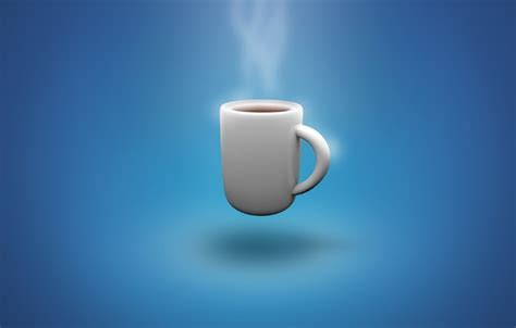 coffee cup wallpaper wallpapersafari wallpaper steam cup cool coffee blue background