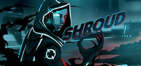 shroud twitch streamer  personality hyperx