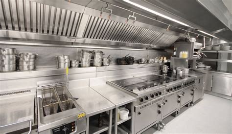 professional kitchen commercial kitchen cleaning service in surrey london