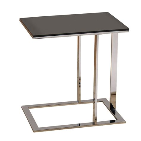 chrome accent tables whi mod accent table chrome 501 410 modern furniture