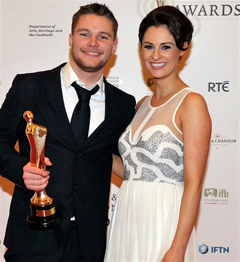 jack reynor television jack reynor is engaged to irish model madeline mulqueen