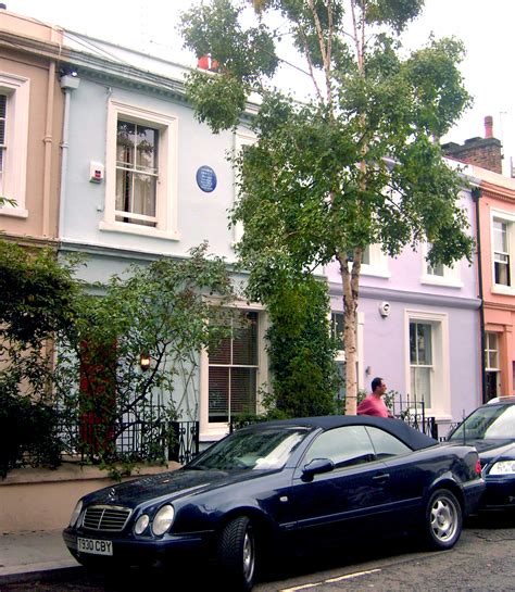 george michael house london file portobello road george orwell house jpg wikimedia