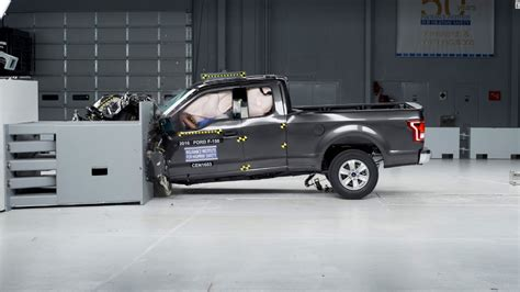 best ram tester ford f 150 comes top in key crash test ram trucks score