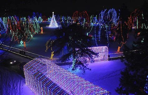 bus tours planned for sibley park holiday lights local