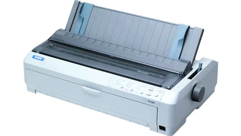 Tinta Printer Dot Matrix Jenis Jenis Printer Dan Fungsi Printer Trikmudahphotoshop