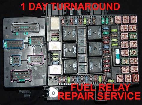 navigator  expedition fuse box unit repair