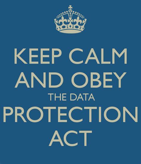 data protection act section 10 image gallery protection act 1998