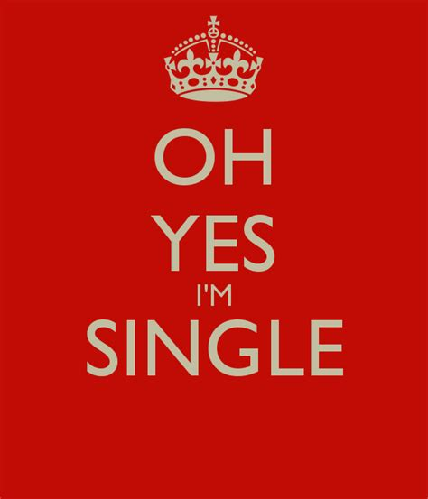 single in oh yes i m single poster akhil keep calm o matic