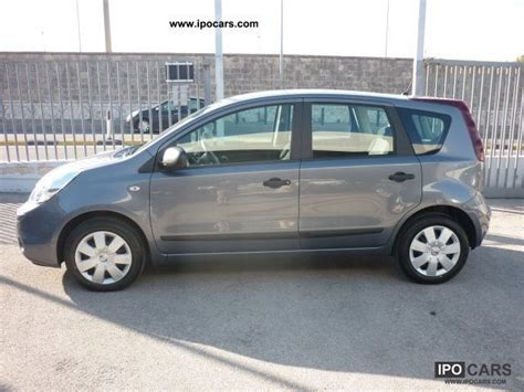 nissan note 2010 2010 nissan note photos informations articles