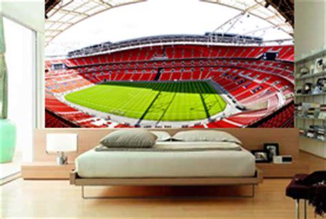 football stadium wallpaper for bedrooms insignia sign services digital wallpaper