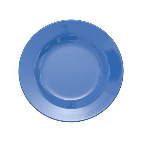 New Plates Are by New Dusty Blue Melamine Side Plate Plate Rice Dk