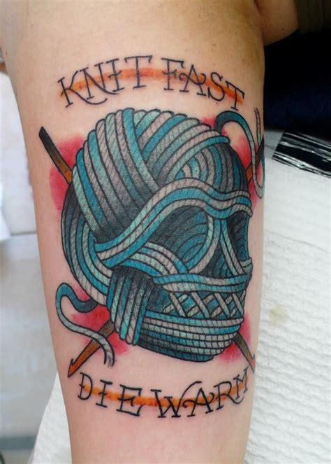 jackson street tattoo 25 best ideas about yarn on knitting
