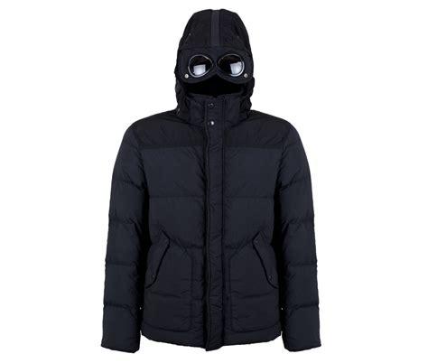 cp black cp company black goggle jacket