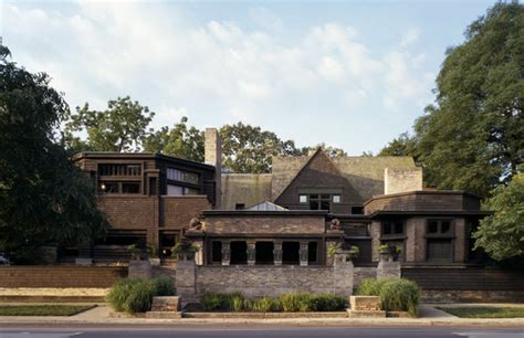frank lloyd wright home and studio oak park il top