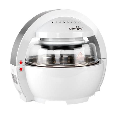 kitchen appliance clearance 5 star chef multipurpose air fryer 13l white home